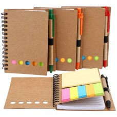 Spiral Notebook Lined Notepad